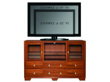 Abalone Nevaeh 46in TV Stand - A
