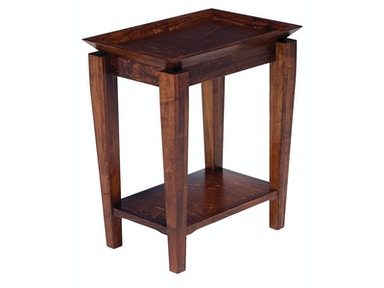 Abalone Larisa Narrow End Table