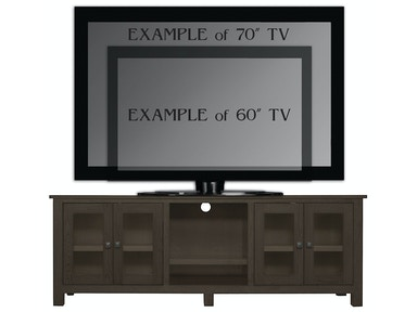 Abalone Sherwood 26in TV Stand - F