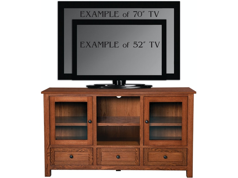 Abalone Sherwood 36in TV Stand - D AW7381-D