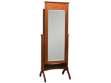 Abalone Avery Jewelry Cheval Mirror