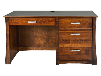 Abalone Avery Single Desk