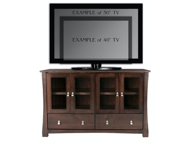 Abalone Avery 36in TV Stand - C