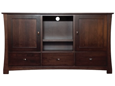 Abalone Avery 36in TV Stand - D