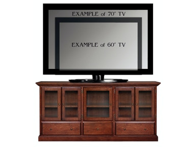 Abalone Stoney Creek 36in TV Stand - F
