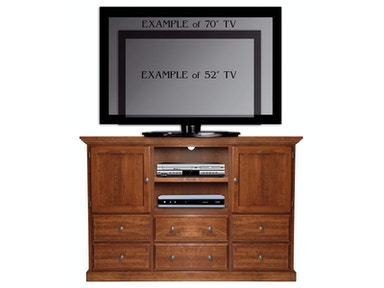 Abalone Stoney Creek 46in TV Stand - E