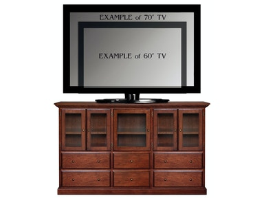 Abalone Stoney Creek 46in TV Stand - F