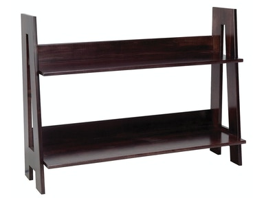 Bridgeport 36x36 Allison Ladder Bookcase