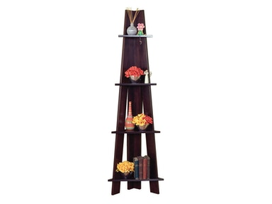 Bridgeport Allison Corner Ladder Bookcase