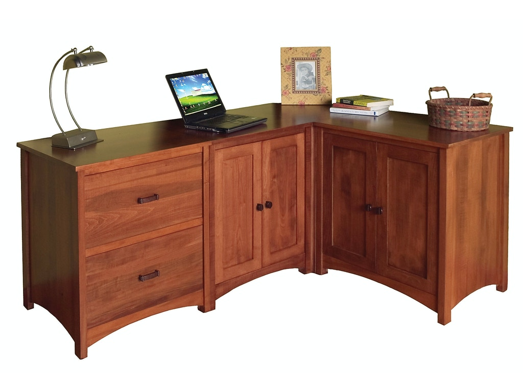 Bridgeport Home Office Gavin Desk 6 Bbgavioffice6 Borofka S Furniture Woodbury And