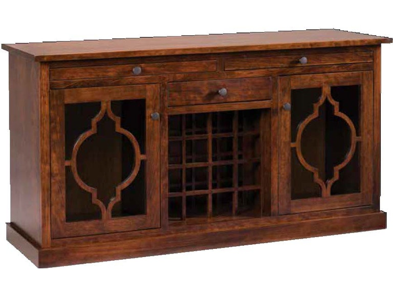 County Line Belle Wine Cabinet