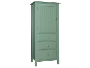 Northern Heritage Single Door Armoire