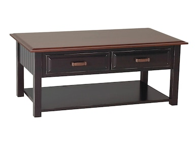 Northern Heritage Bungalow Coffee Table