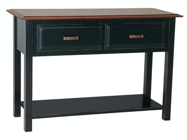 Northern Heritage Bungalow Console Table