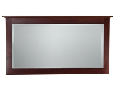 Northern Heritage Bungalow Horizontal Mirror