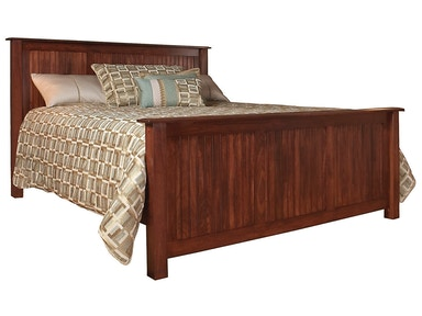 Northern Heritage Panel Bed