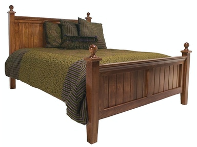 Northern Heritage Welsh Panel Bed