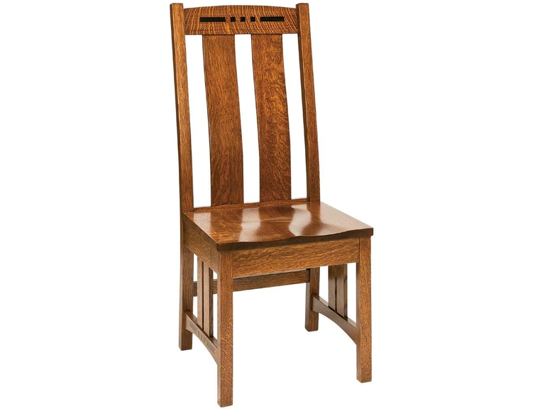 County Line Dining Room Carrom Chair Borofka S Furniture Woodbury And Burnsville Mn