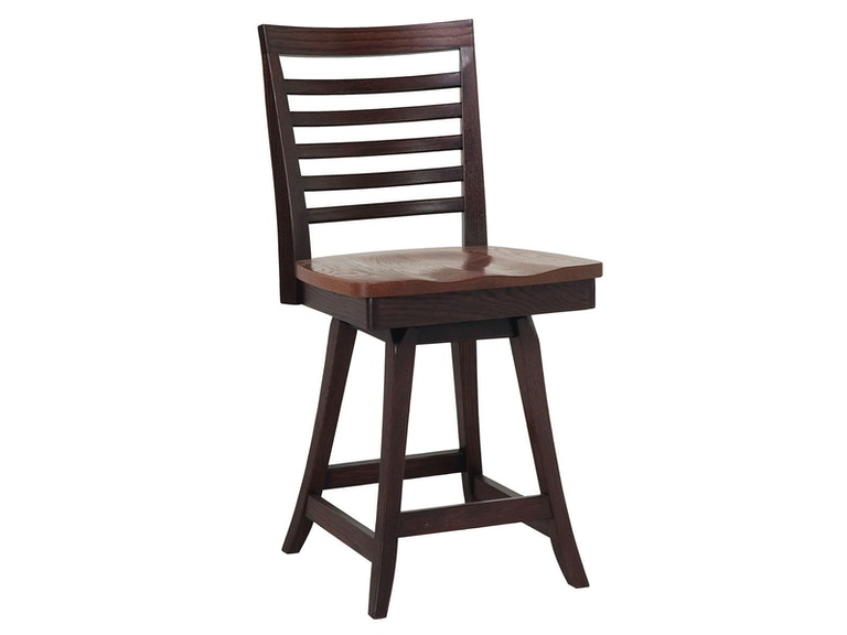 Chesapeake Rif 24in Stool - Swivel CB3800-24S