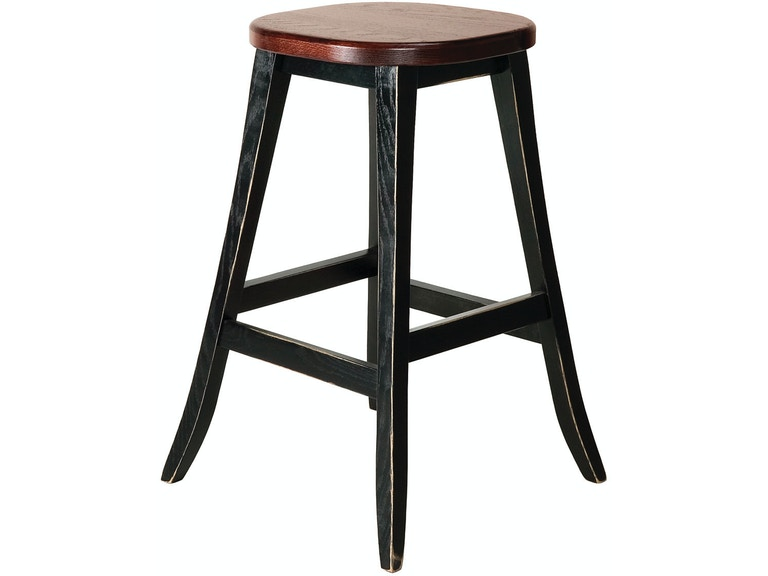 Chesapeake Del 24in Backless Stool CB3820-24