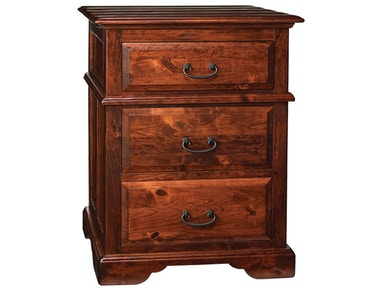Mystic Creek Prosperity 3 Drawer Nightstand