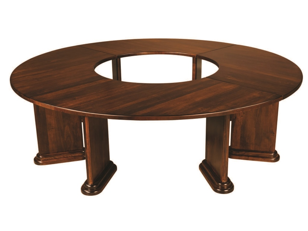 County Line Dining Room Fan Executive Table Borofka S Furniture Woodbury And Burnsville Mn