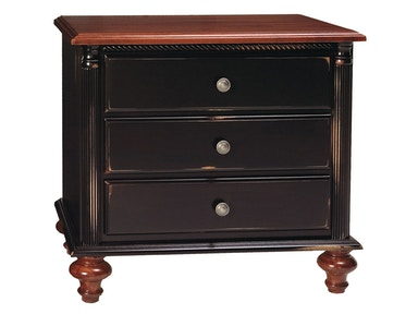 Foster Queenstown 3 Drawer Nightstand