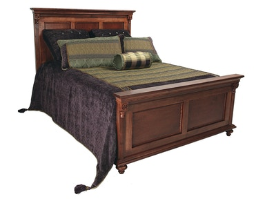 Foster Cherbourg Panel Bed