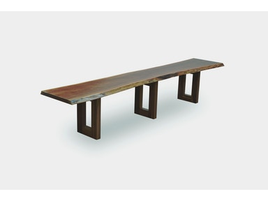 County Line Kevil Live Edge Bench