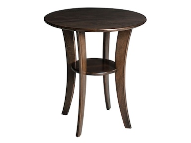 Mystic Creek Abby Round End Table