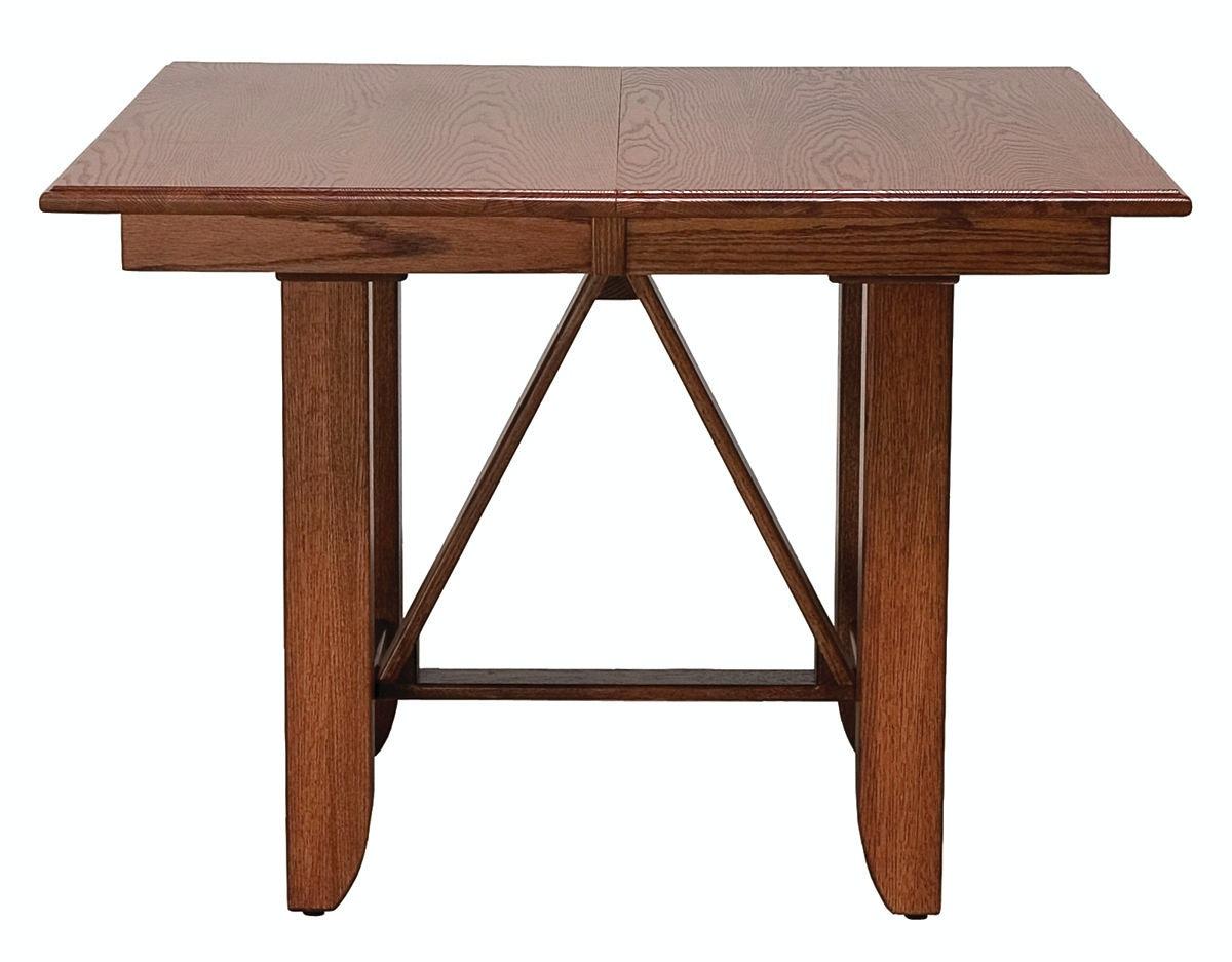 Wonderful Mystic Creek Levi 48x48 Table MC7850 4848
