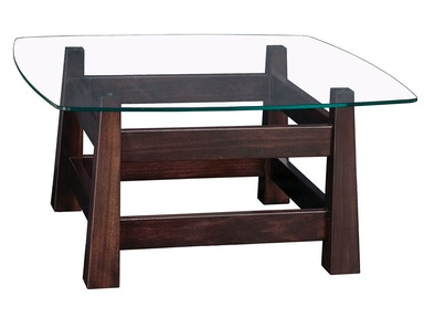 Precision Crafted Solitaire Coffee Table Base
