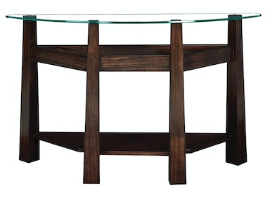 Precision Crafted Solitaire Console Table Base
