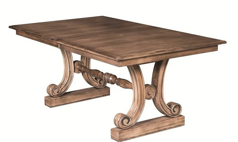 County Line Dining Room Pelican Table At Borofkau0027s Furniture