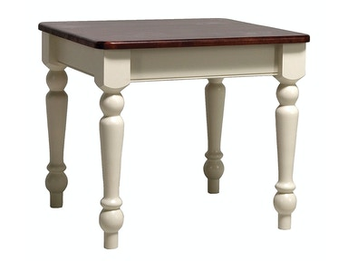 Northern Heritage Pine River End Table