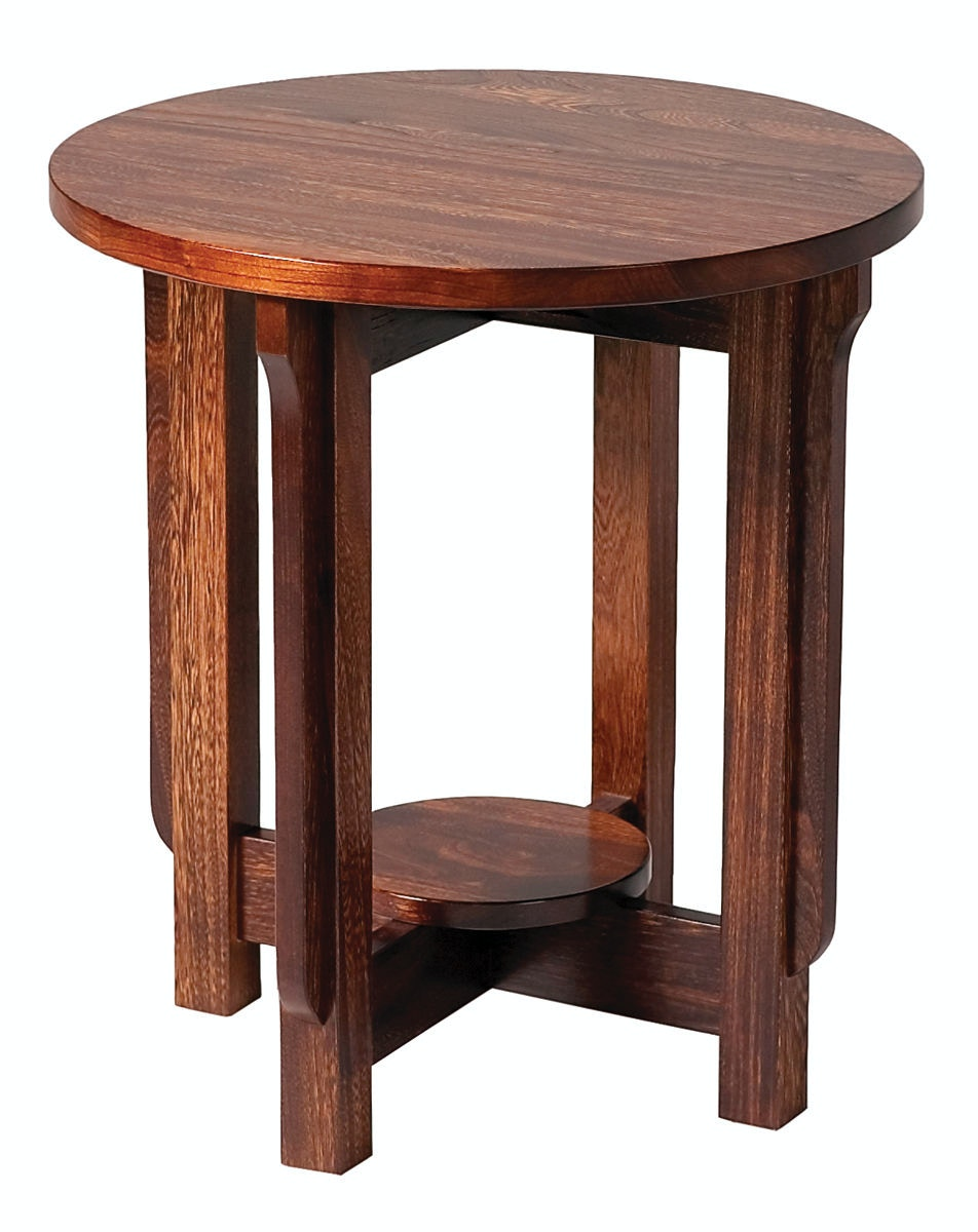 Cove Hollow Living Room Grants End Table Sw8125 Borofka