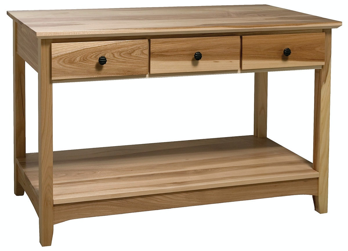 Cove Hollow Celestial 3 Drawer Console Table SW9935