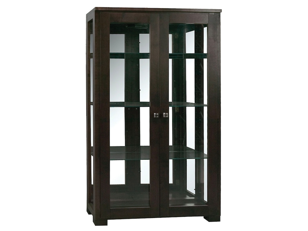 Willow Valley Living Room Fulton Short Double Curio