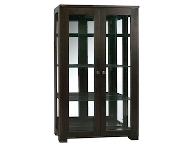 Willow Valley Fulton Short Double Curio Cabinet