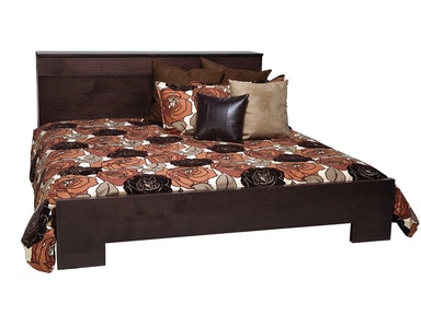 Willow Valley Carosi Narrow Flip Top Low Footboard Bed