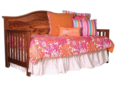Willow Valley Vintage Panel Daybed