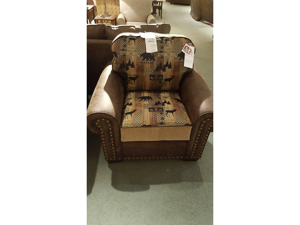 Marshfield Living Room Made In America Upholstered Chair