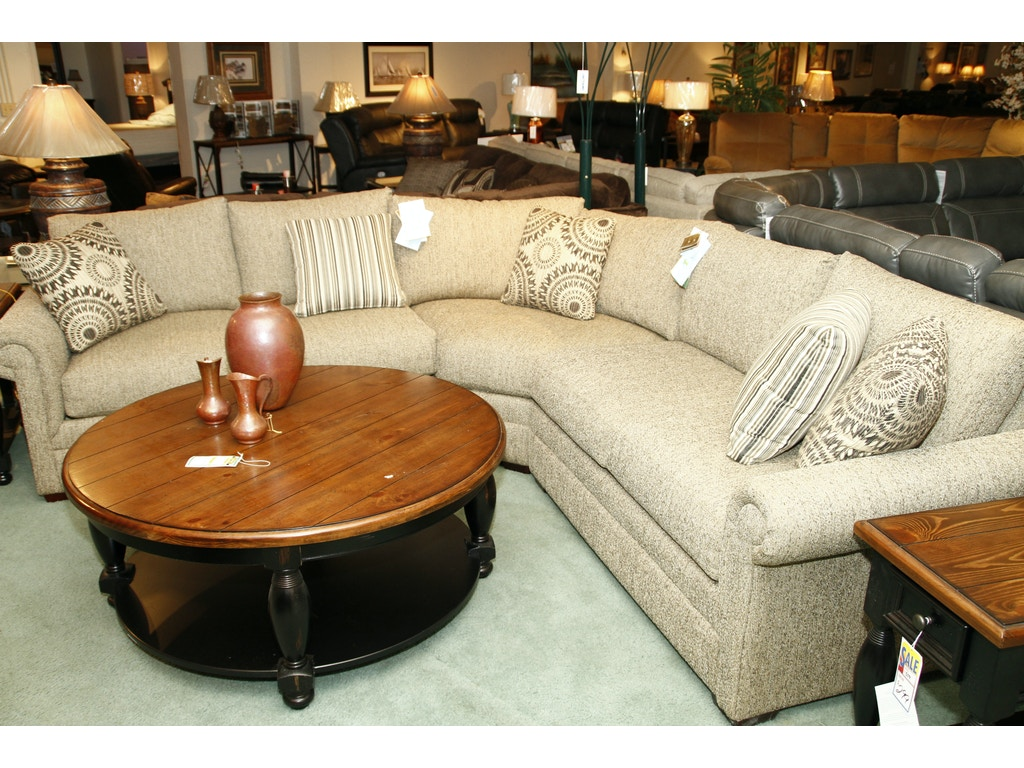 Cozy Life Living Room 3 Piece Sectional F912