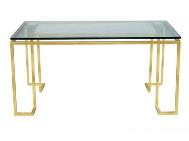 Lillian August by Hickory White Reid Console - Glass LA14317