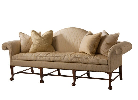 Kindel Irish Camelback Sofa KDL.1490