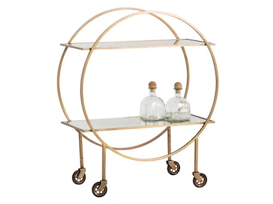 Arteriors Rupert Bar Cart ART.2091