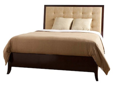 Kindel Knowledge Bed with Upholstered Inside Panel - California King KDL.172-760