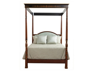 Kindel Regency Poster Bed with Canopy, Twin KDL.178-331