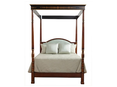 Kindel Regency Poster Bed with Canopy, Queen KDL.178-501