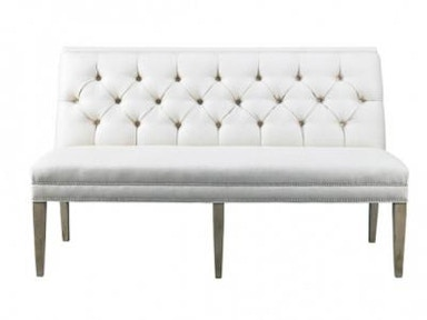 Lillian August by Hickory White Armand Armless Banquette LA5122AL
